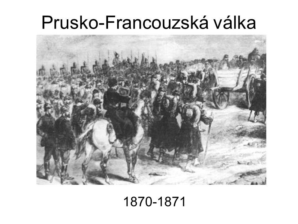 Prusko-Francouzská válka 1870-1871