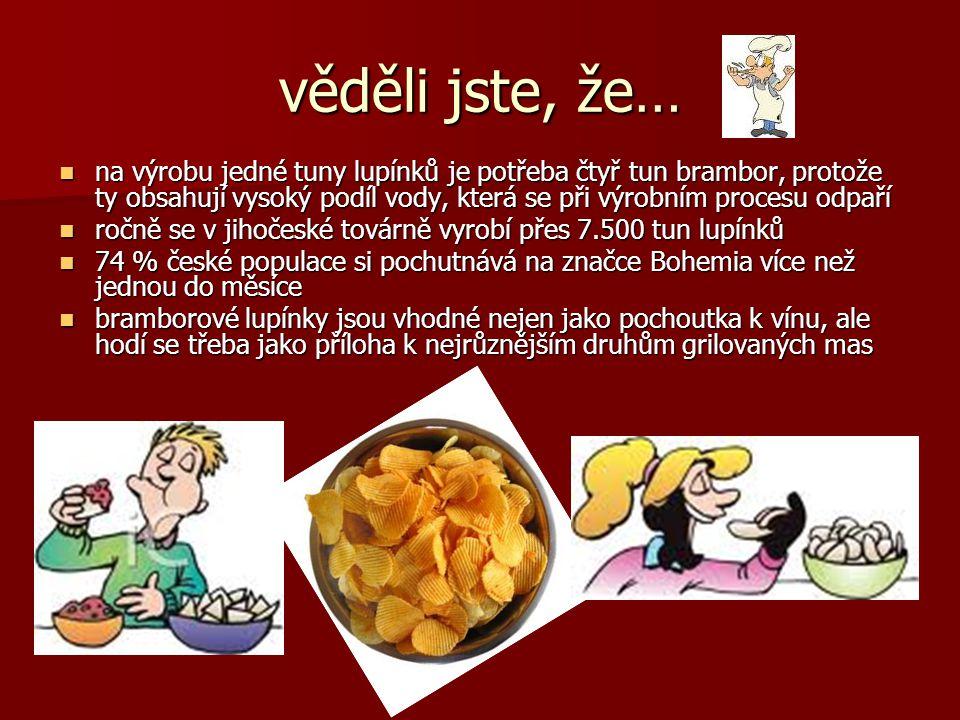 ukázka z televize stream.cz http://www.stream.cz/video/45/160464- jak-se-co-dela-chipsy http://www.stream.cz/video/45/160464- jak-se-co-dela-chipsy http://www.stream.cz/video/45/160464- jak-se-co-dela-chipsy http://www.stream.cz/video/45/160464- jak-se-co-dela-chipsy
