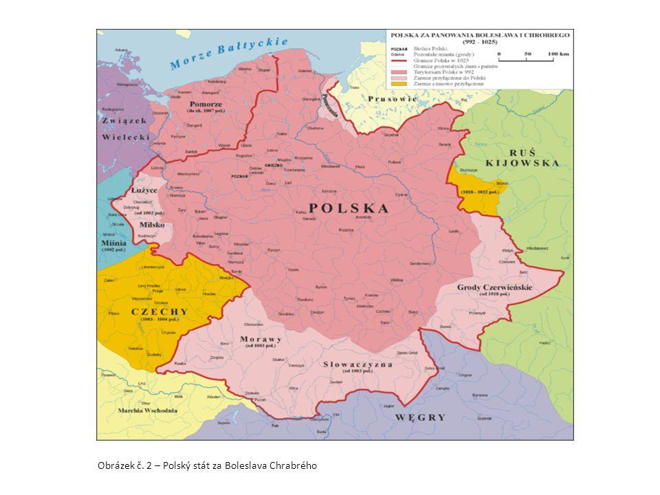  Po smrti Boleslava Chrabrého boje o trůn  Roste sebevědomí šlechticů  Častá lidová povstání  Polsko se postupně rozpadá na menší knížectví  1039 výprava českého knížete Břetislava do Polska