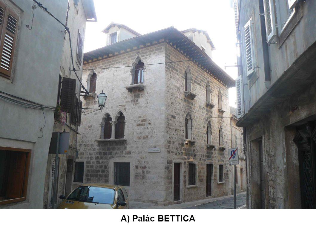 A) Palác BETTICA