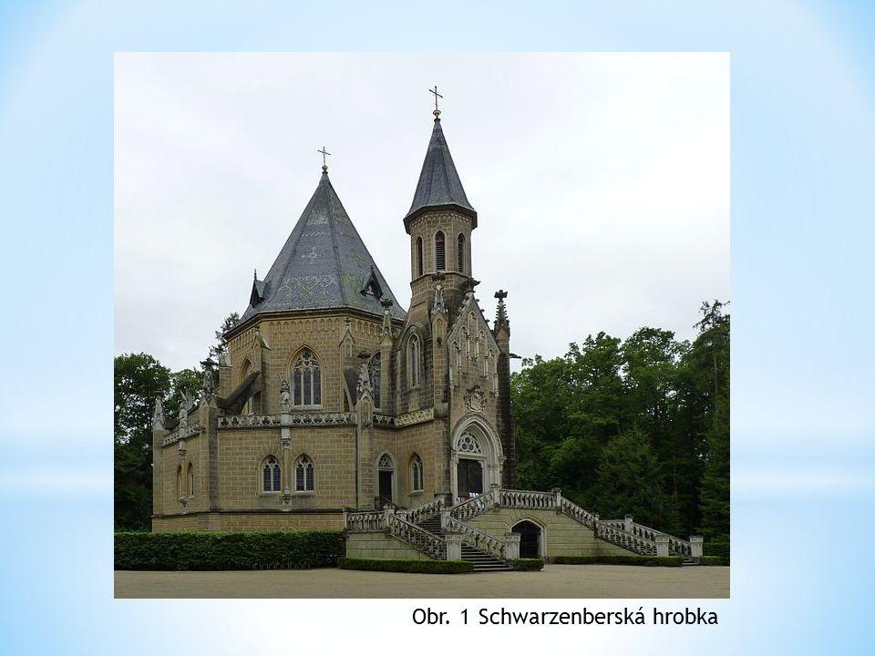 Schwarzenberská hrobkaObr. 1