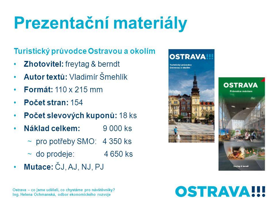 Ostrava – co jsme udělali, co chystáme pro návštěvníky.