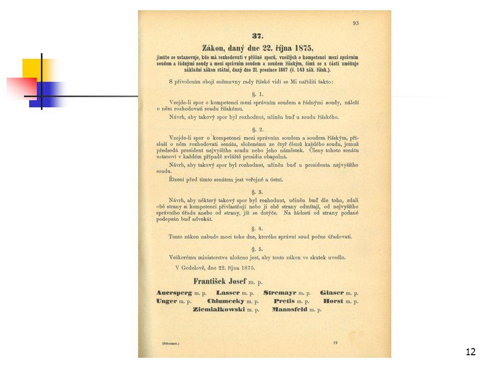 III.Právní předpisy (2): zákon č. 3/1918 Sb. z.
