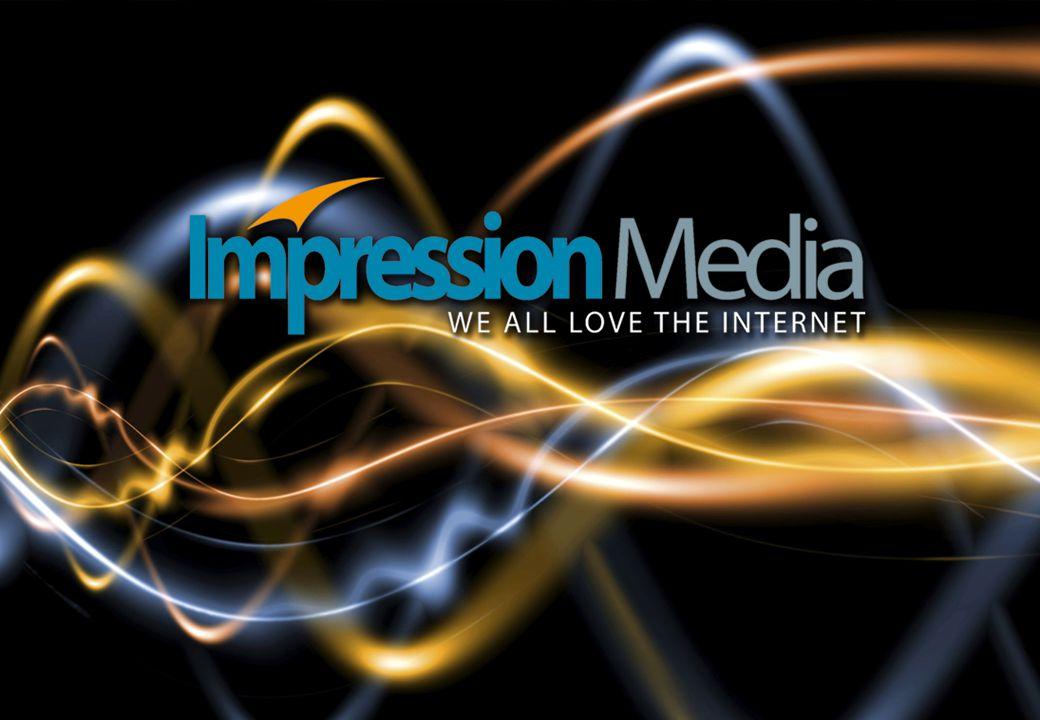 Obsah Představení Impression Media Produktové balíčky, ukázky IM Optimal Video produkty Speciální projekty Nestandardní reklamní formáty PPC reklama Facebook Mobilní marketing OnLine rezervační systém Výhody spolupráce s IM