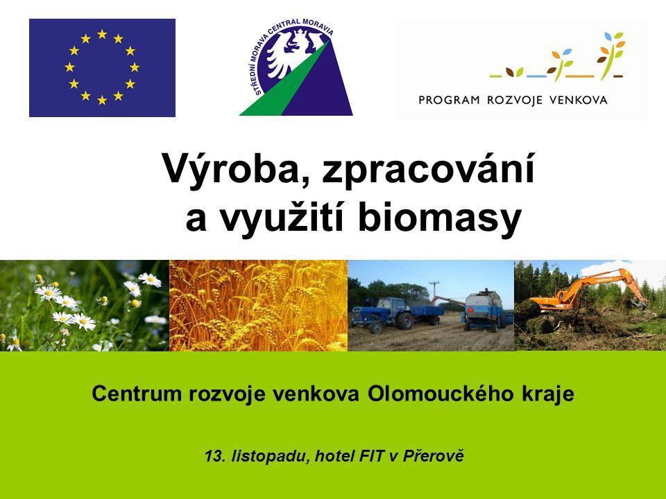 Centrum rozvoje venkova Olomouckého kraje 13.