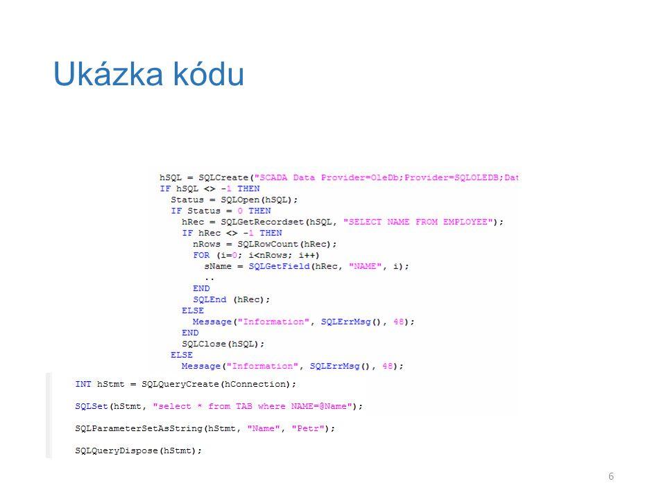 Ukázka kódu 6