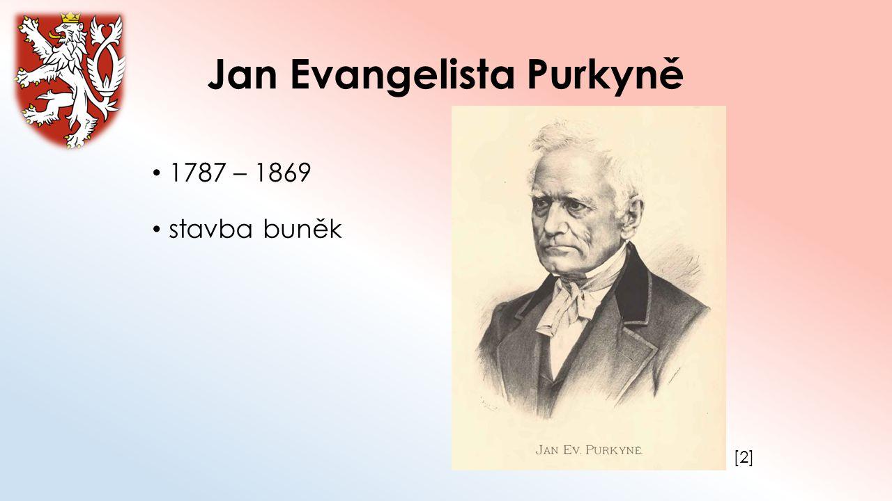 Jan Evangelista Purkyně 1787 – 1869 stavba buněk [2][2]