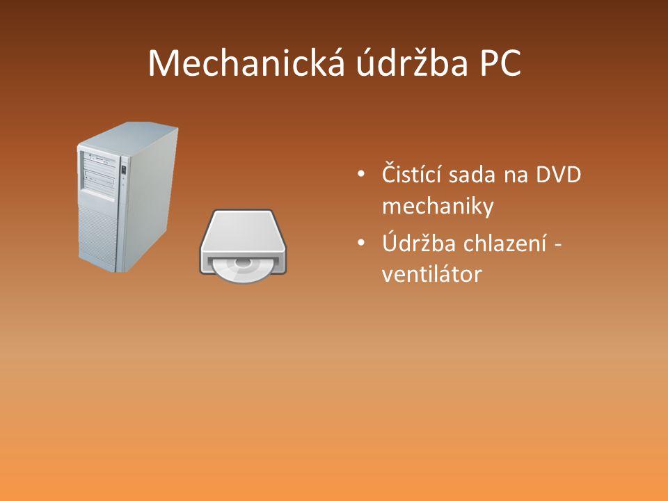 Programová údržba PC -pevný disk; zabezpečení proti virům 1.Odinstalování nepoužívaných programů – hry, zkušební verze programů, … - nutné odstranit korektně – odinstalační soubor nebo ovládací panely – Programy - Odinstalovat