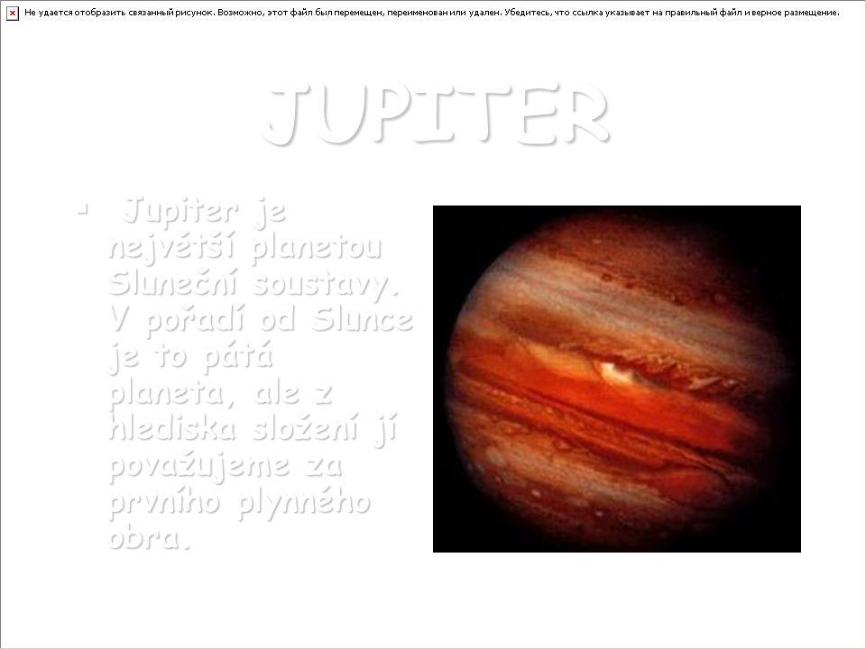 SATURN SSSSaturn je druhá největší planeta sluneční soustavy.