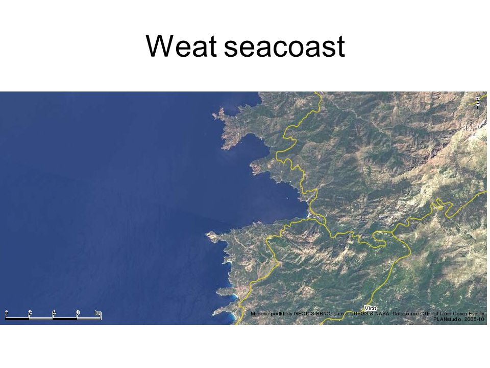 Weat seacoast