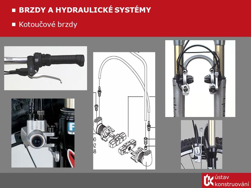ABS – Anti-lock Braking System BRZDY A HYDRAULICKÉ SYSTÉMY