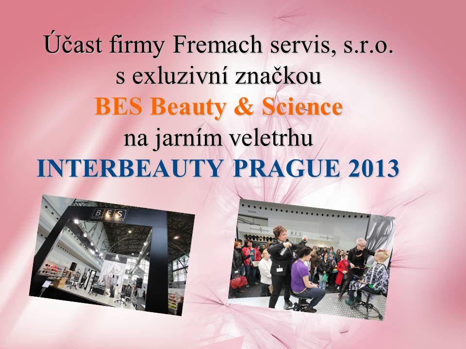 Účast firmy Fremach servis, s.r.o.