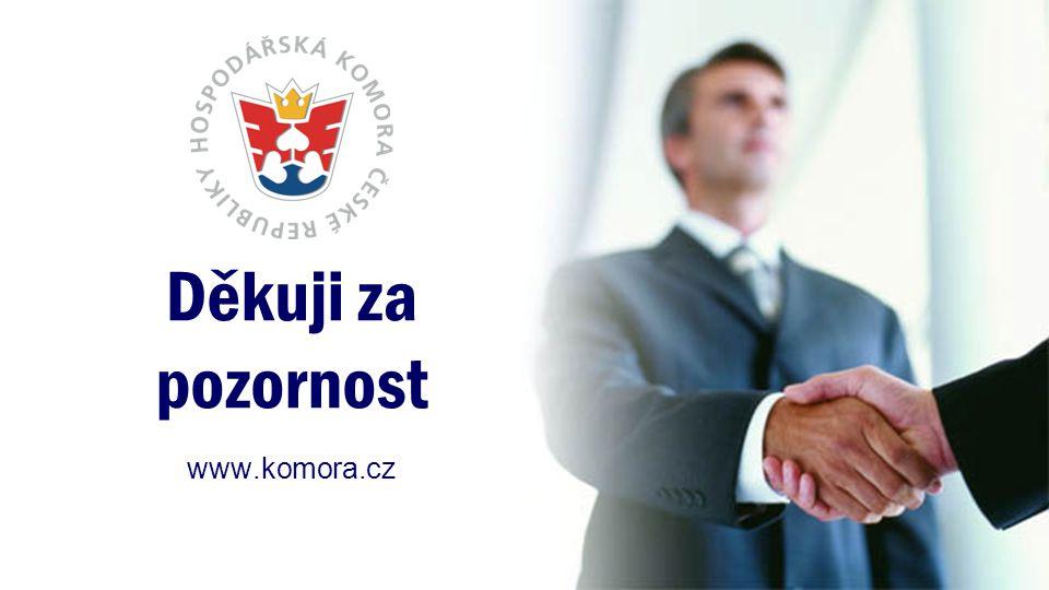 Děkuji za pozornost www.komora.cz