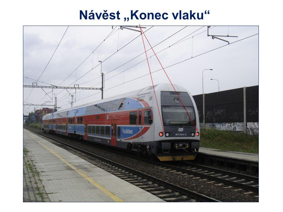"Návěst ""Konec vlaku"