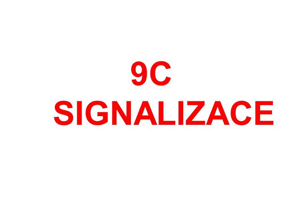 9C SIGNALIZACE