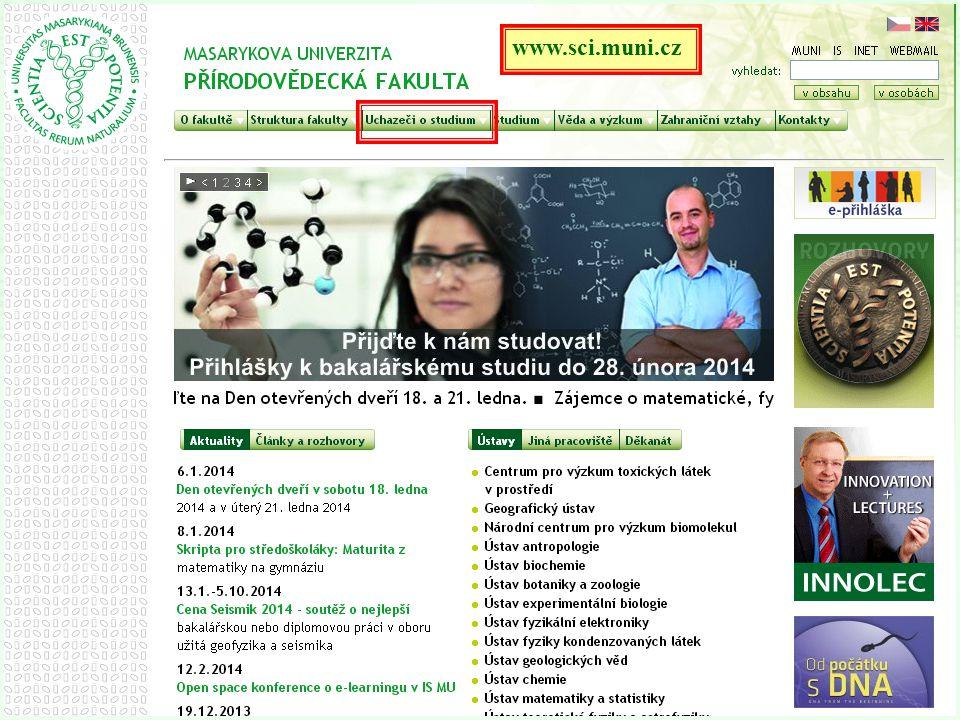 www.sci.muni.cz