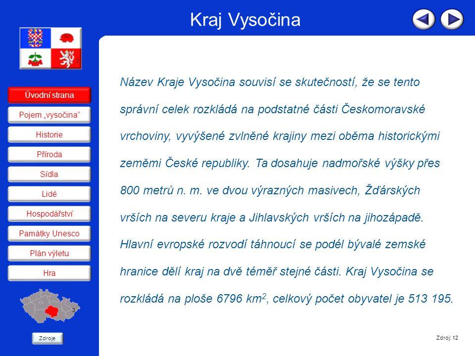 Sázava Jihlava Pramení v Jihlavských vrších, protéká krajským městem, ústí do řeky Svratky Pramení v Žďárských vrších, protéká Havlíčkovým Brodem, ústí do řeky Vltavy.