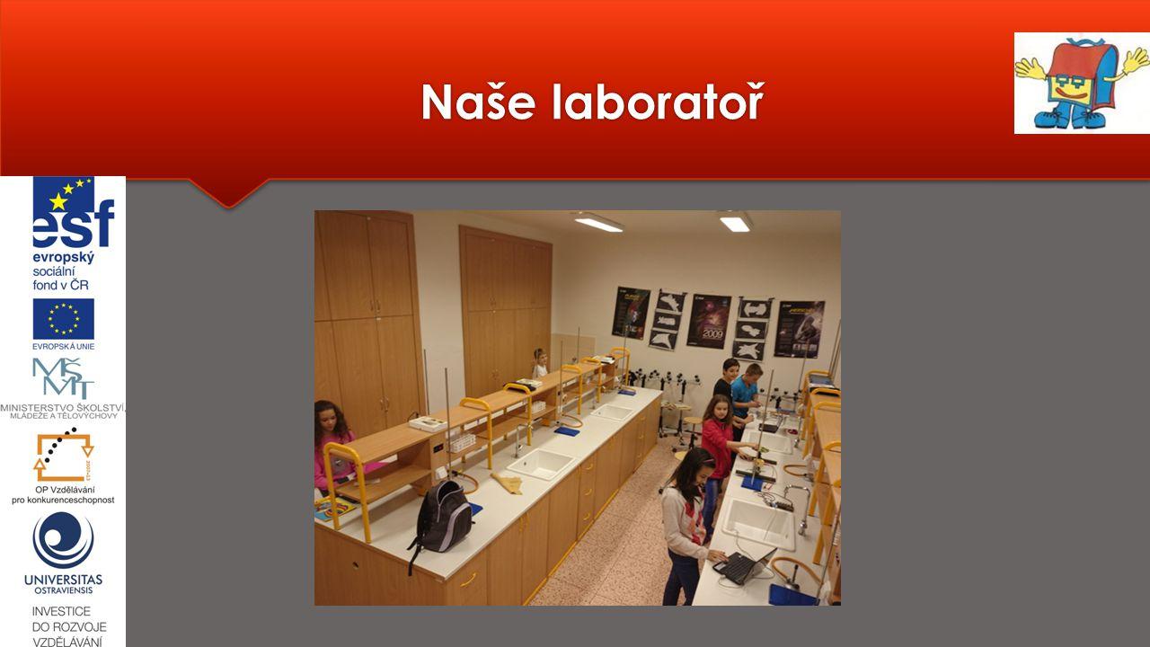 Naše laboratoř