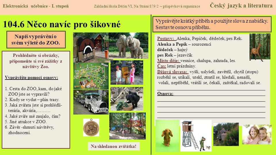 104.7 CLIL Elektronická učebnice - I.