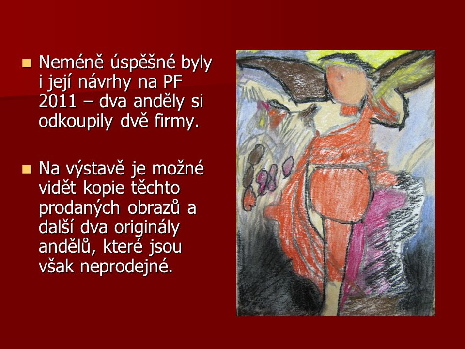 Slečna Zuzana se připravuje na výstavu Přibližně od září 2010 se slečna Zuzana intenzivně připravovala na výstavu – v CDS Duhovka dne 13.12.
