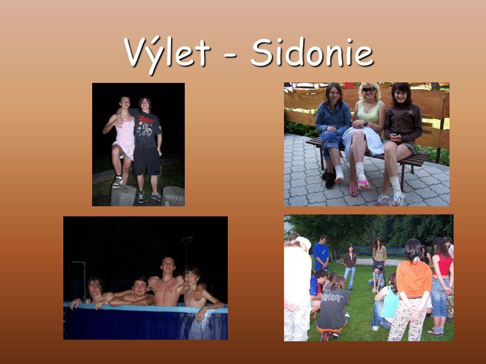 Výlet - Sidonie Výlet - Sidonie
