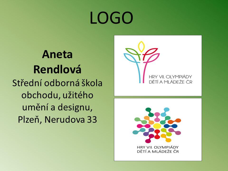 Aneta Rendlová Střední odborná škola obchodu, užitého umění a designu, Plzeň, Nerudova 33 LOGO