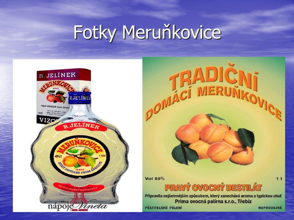 Fotky Meruňkovice