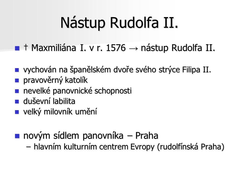 Vláda Rudolfa II.