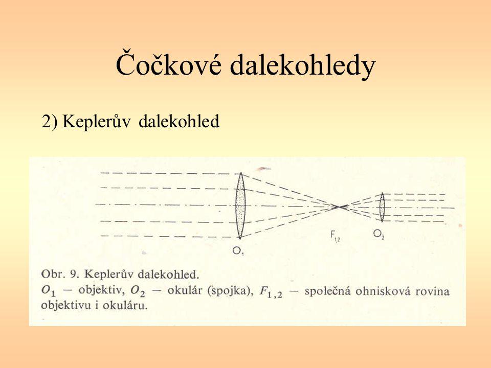 Zrcadlo-čočkové dalekohledy (katadioptrický dalekohled)