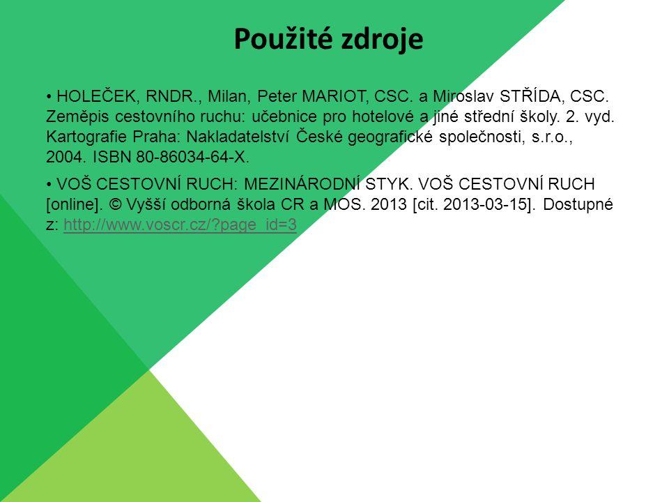 HOLEČEK, RNDR., Milan, Peter MARIOT, CSC. a Miroslav STŘÍDA, CSC.