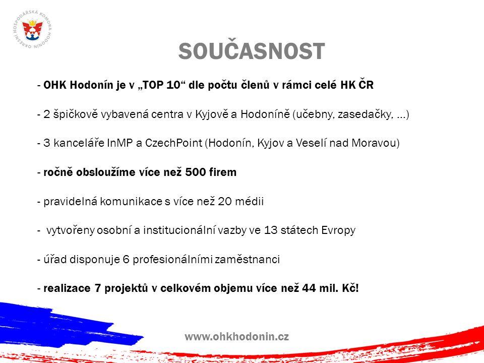 www.ohkhodonin.cz JAK JSME TOHO DOSÁHLI.
