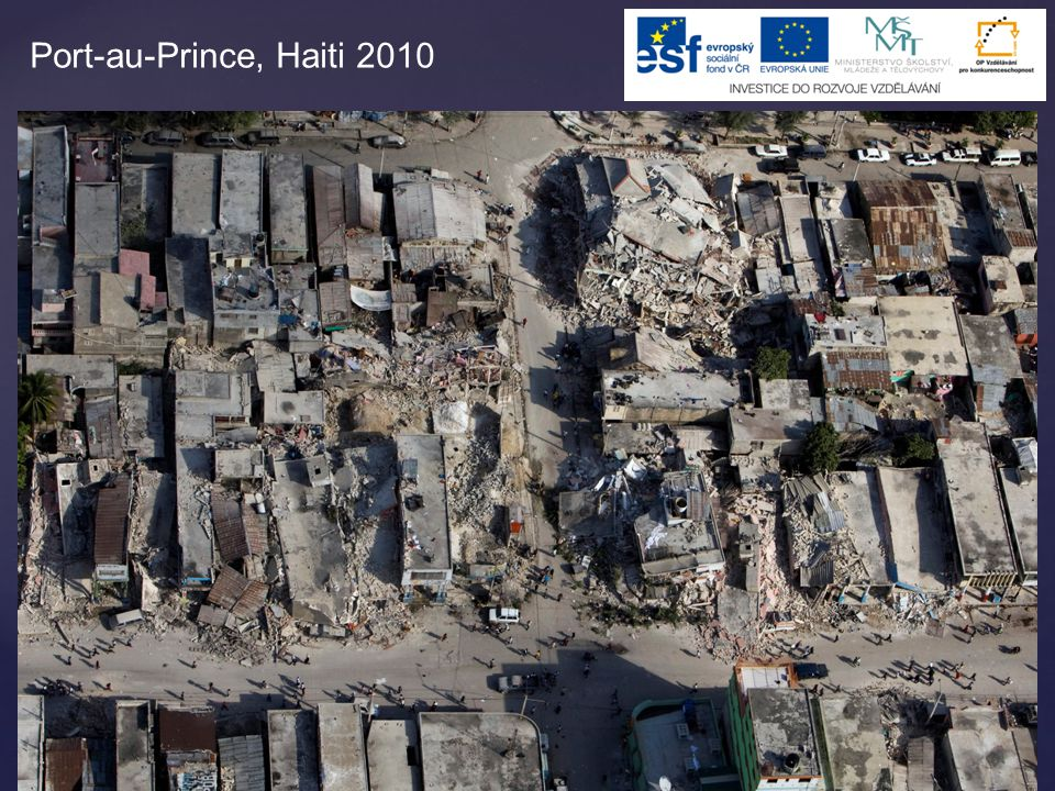 Port-au-Prince, Haiti 2010