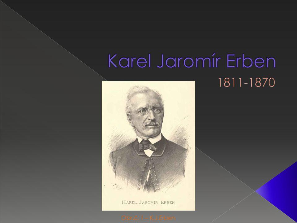 Obr.č. 1 – K.J.Erben