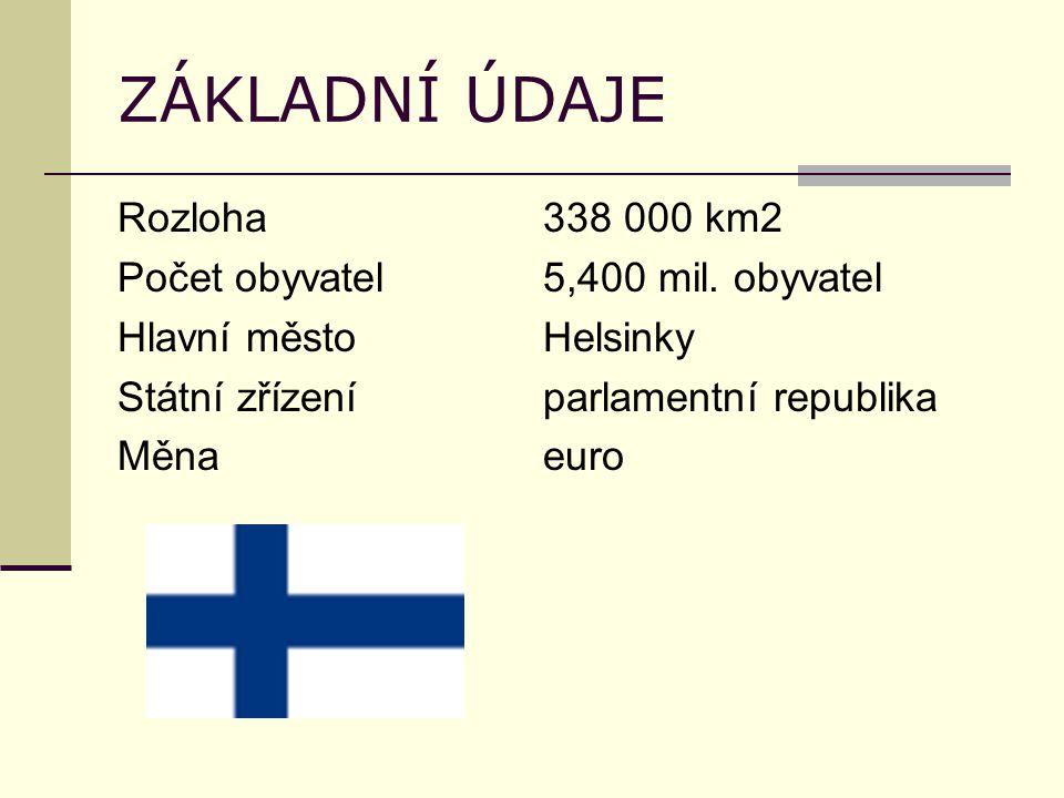 ZÁKLADNÍ ÚDAJE Rozloha338 000 km2 Počet obyvatel5,400 mil.