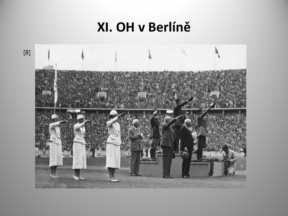 XI. OH v Berlíně [8]