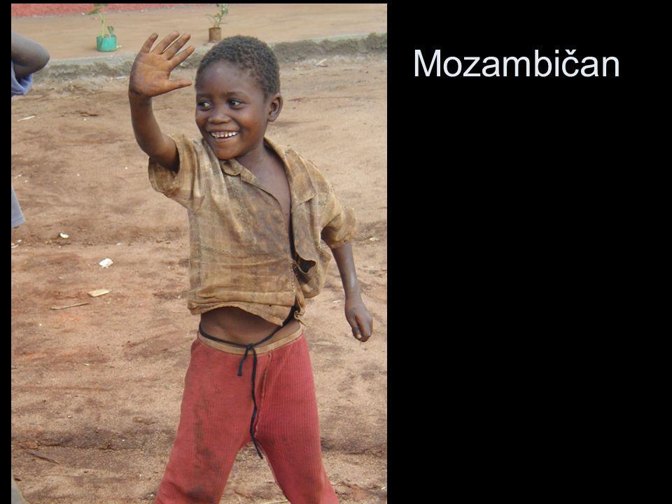 Mozambičan