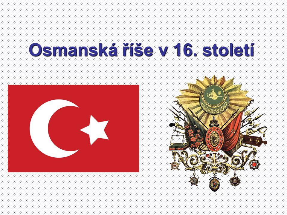 Osmanská říše v 16. století