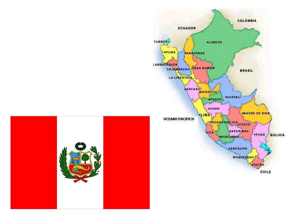 Území říše Inků bylo Španěly nazváno Perú ještě před jeho dobytím a ovládnutím vojáky Francisca Pizarra. Jde o mutilaci jména řeky Birú, použitou pro