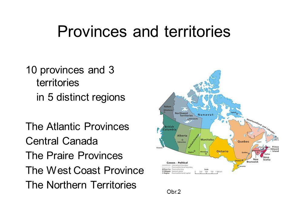 Atlantic Provinces Newfoundland and Labrador (St.