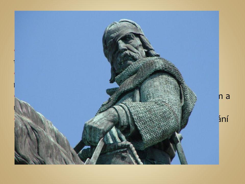 Mezi lety 1422 a 1423 vrcholily spory mezi Žižkou a táborským kněžstvem. Na tento popud Žižka odešel z tábora a založl mocné seskupení ve východních Č