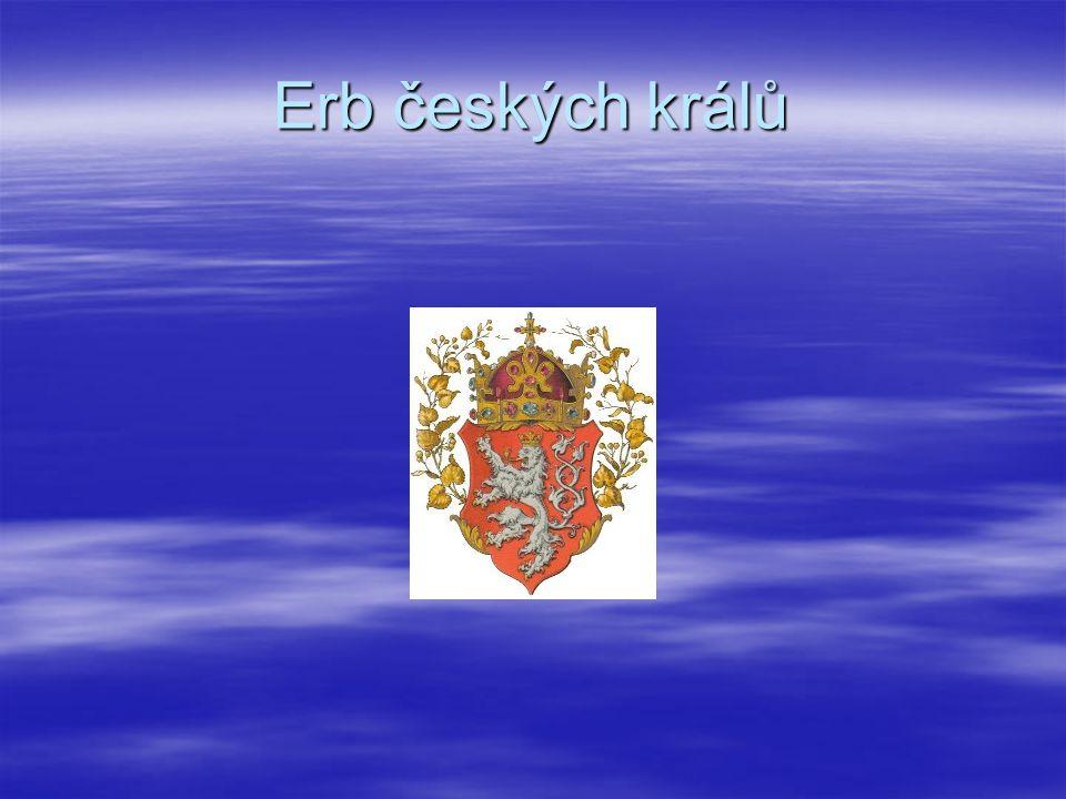 Erb českých králů