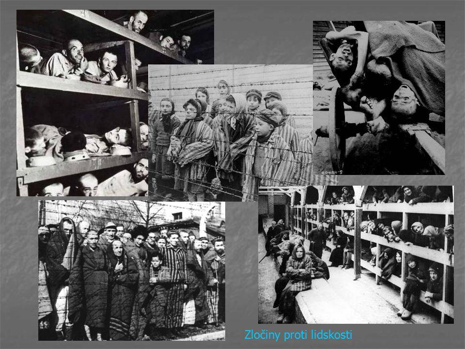 Zločiny proti lidskosti