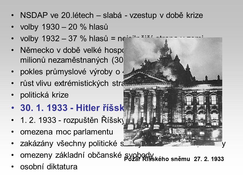 zatýkání odpůrců režimu první koncentrační tábory 1933 (Dachau)
