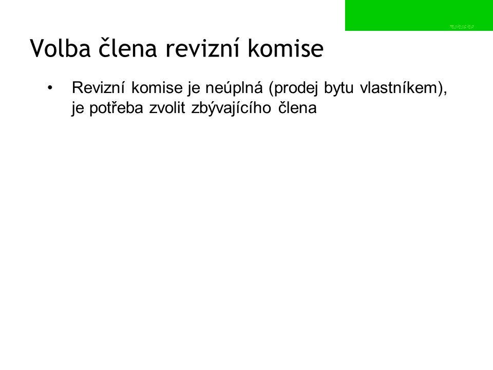 Webové stránky SVJ – www.rokoska.cz …. Rokoska