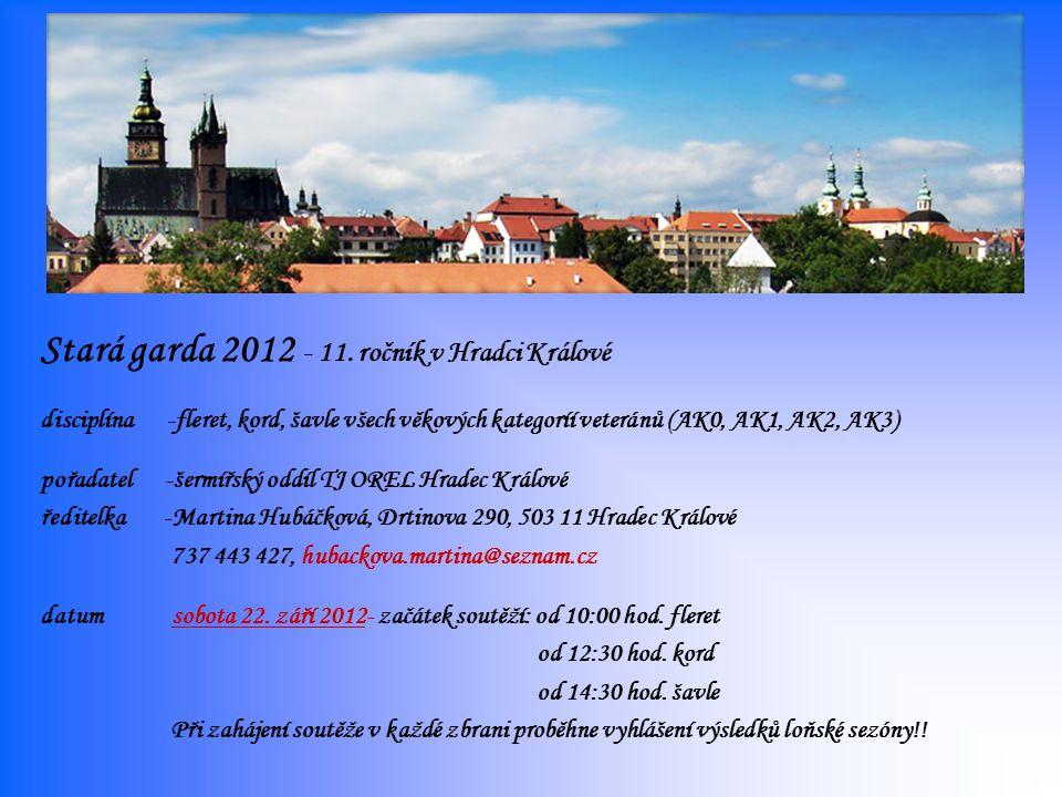 místo - tělocvična SPŠ Stavební, Pospíšilova 787 (vchod z ulice Bratří Čapků) Hradec Králové, GPS: 50°12 49.46 N, 15°50 31.784 E od nádraží ČD trolejbus č.