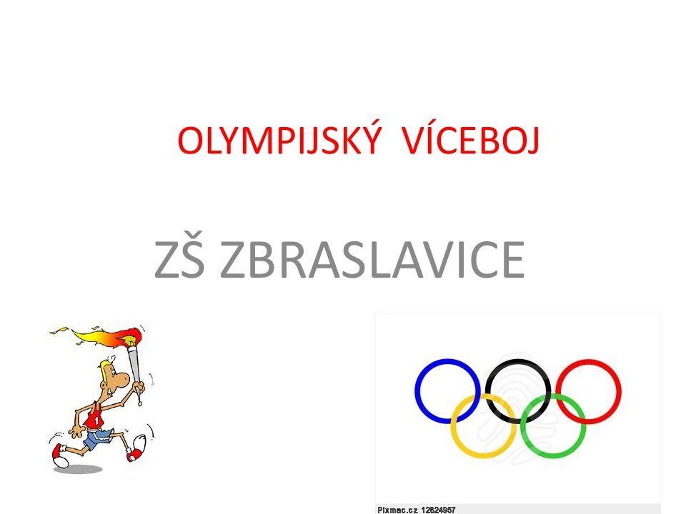 Olympijský víceboj nový projekt Českého olympijského výboru na podporu sportu a zdravého životního stylu.