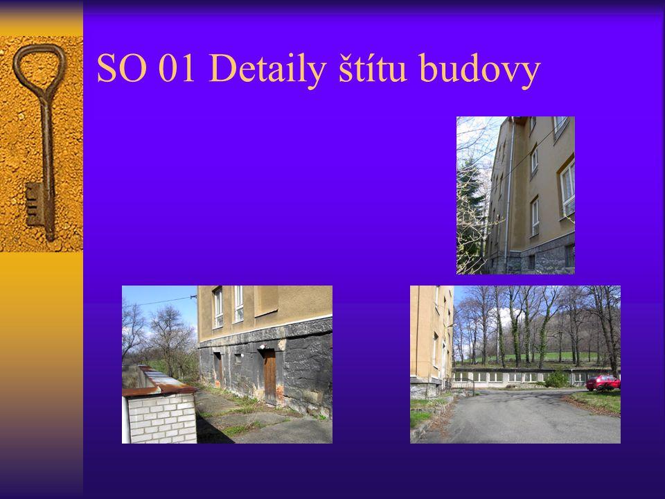 SO 01 Detaily štítu budovy