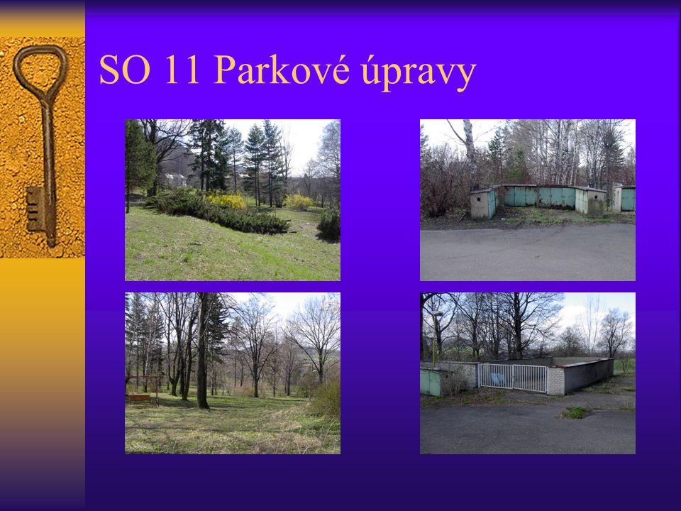 SO 11 Parkové úpravy