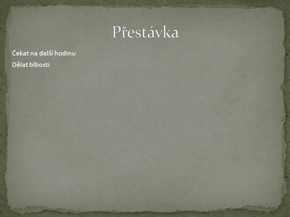 David Hornof Václav Ustohal Škola: Zš.Nám. Bří. Jandusů 6.A Šk.