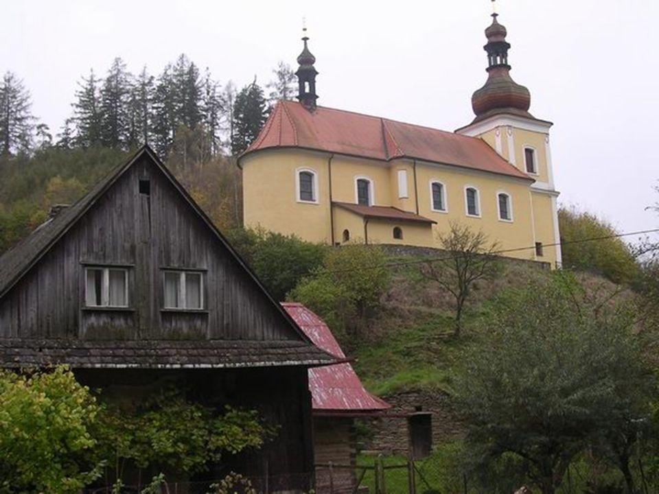 Okolí našeho pobytu bylo krásné, i když básník Jiří Dědeček říká, že krásně je jen v masně a nádherně může být i v prádelně.